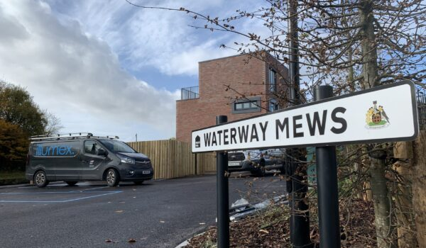 Street signs wigan