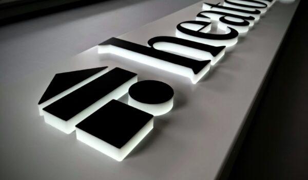 push through letters